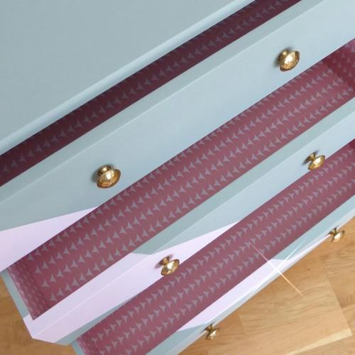 Minty Triangle Dresser (2)