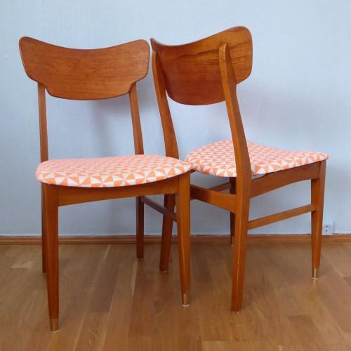 Teak Pythagoras Chair 15