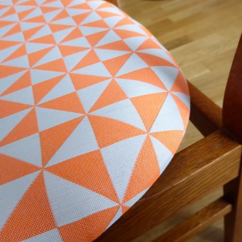 Teak Pythagoras Chair 27