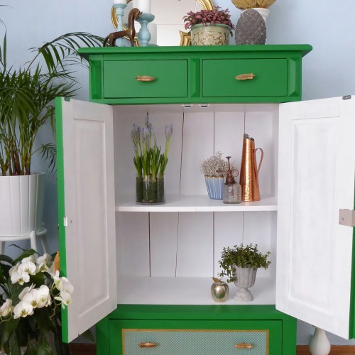 Green Cabinet (1)