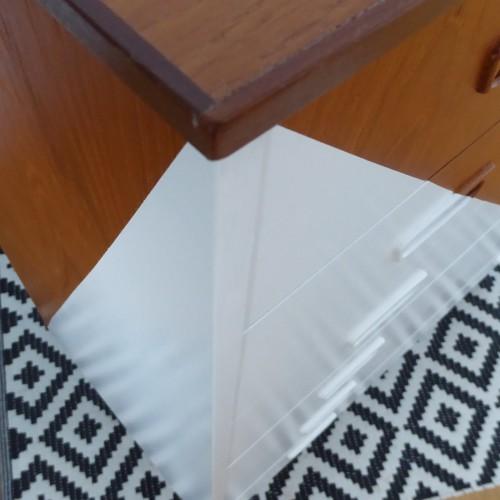 White Teak Pythagoras Dresser (3)
