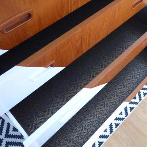 White Teak Pythagoras Dresser (6)