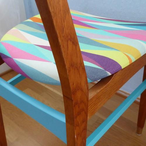 Color Bomb Teak Chair (4)
