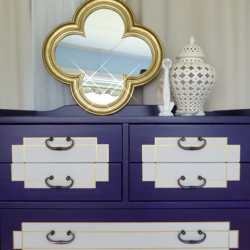 Deep Purple Dresser (1)