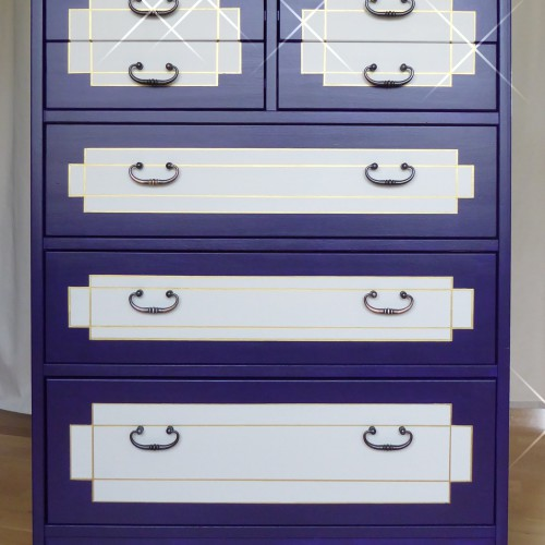 Deep Purple Dresser (2)